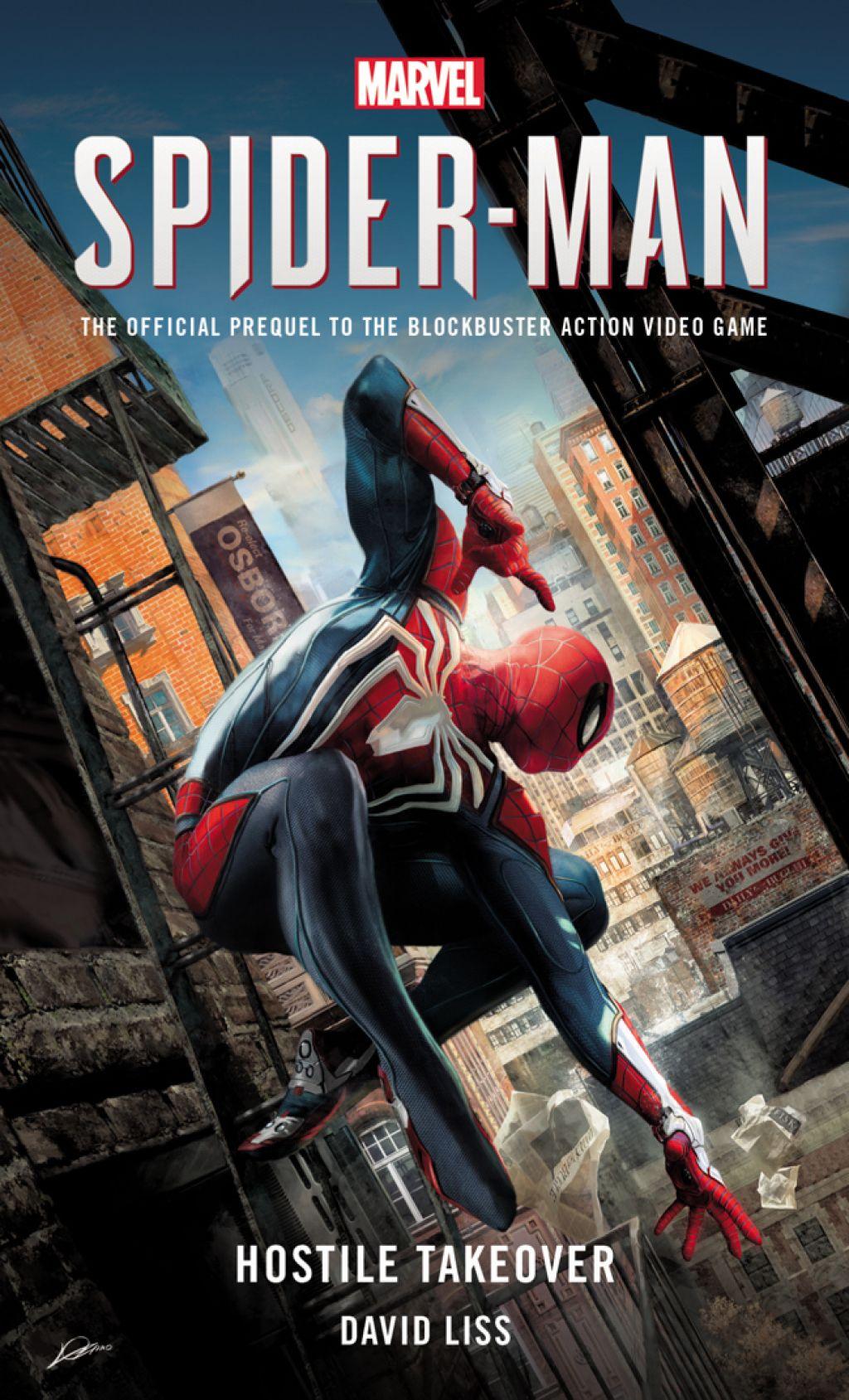 Marvel's SPIDER-MAN: Hostile Takeover (eBook) | Products in
