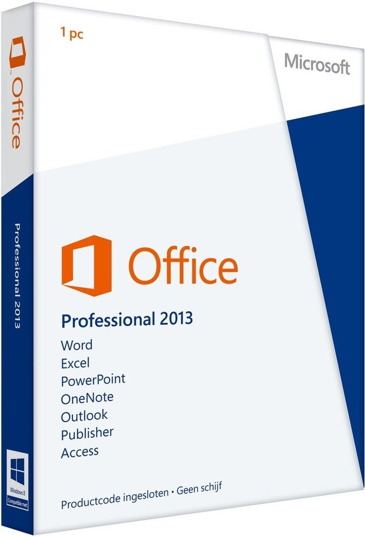 microsoft office pro academic 2013