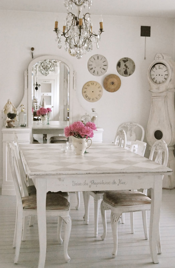 Shabby Chic Look: 5 Favorites - Rustic Crafts & Chic Decor