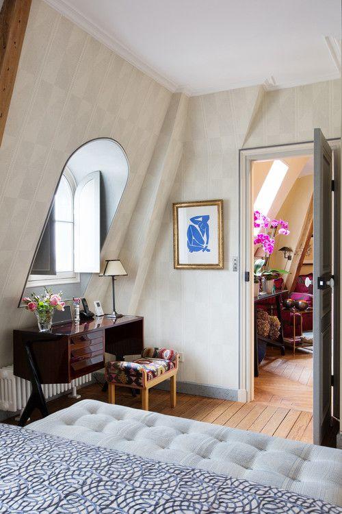 Saint Germain Des Pres Residence Paris A B Kasha Designs