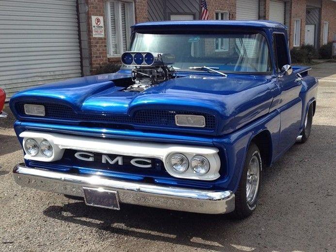 Bad To The Bone 1960 Chevrolet Pickups Custom Truck Chevrolet