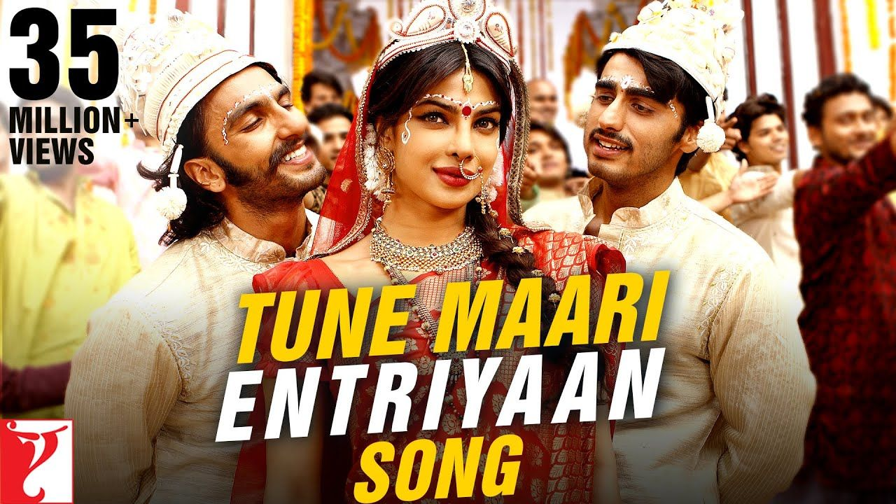 Tune Maari Entriyaan Song Gunday Ranveer Singh Arjun Kapoor Priy Bollywood Songs Songs Song Hindi