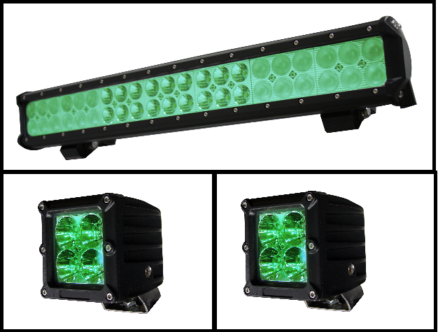 Parts Two Different Types Of Dual Green Led Light Bars These Are A Wanted Accessory To Add Some Lights To Sh Public Golf Courses Golf Carts Custom Golf Carts