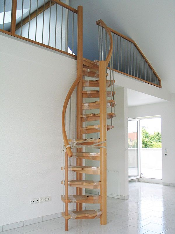 Raumspartreppen treppe pinterest raumspartreppen for Main courante escalier originale