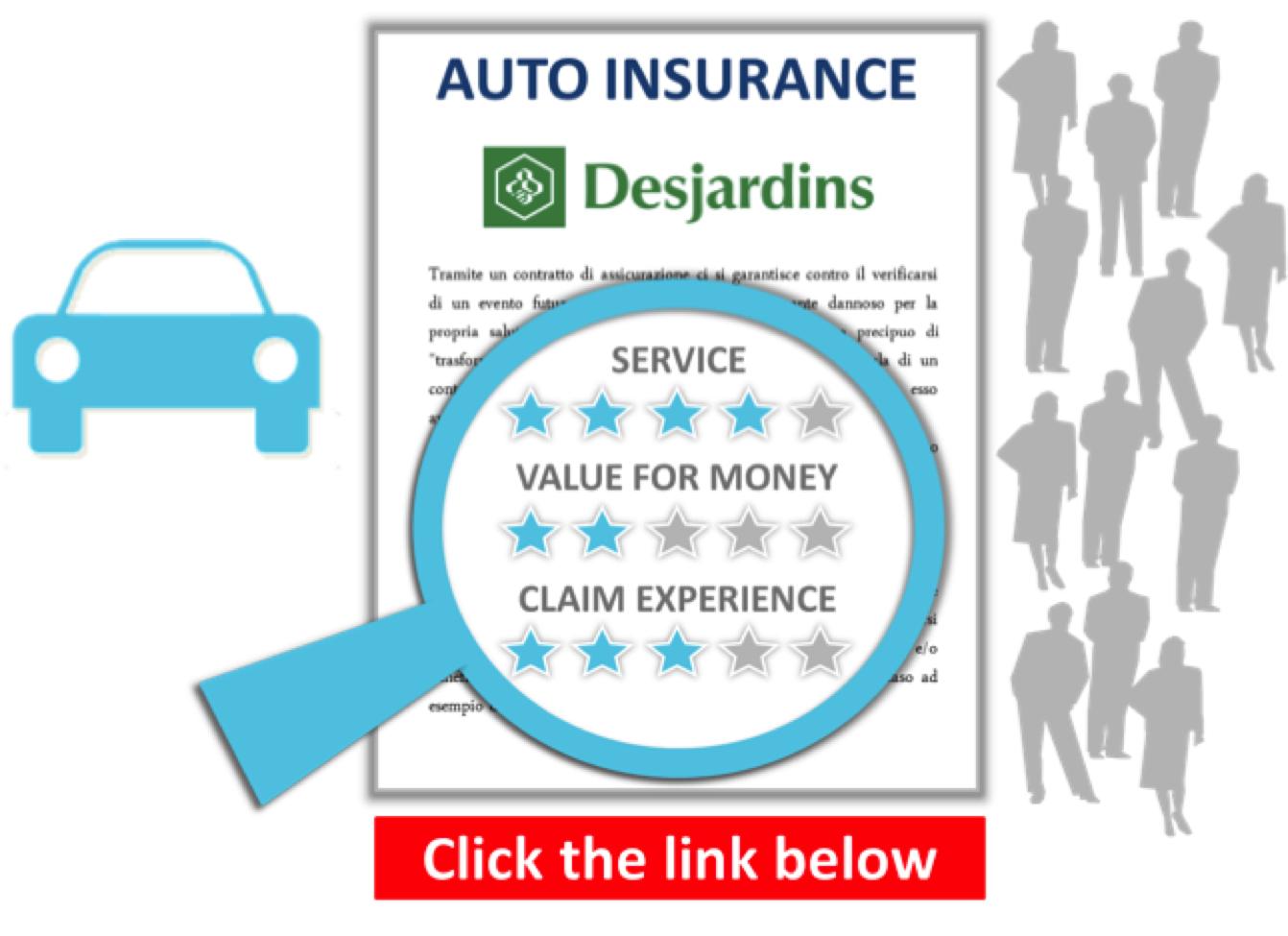 independent consumer reviews for desjardins auto insurance. Black Bedroom Furniture Sets. Home Design Ideas