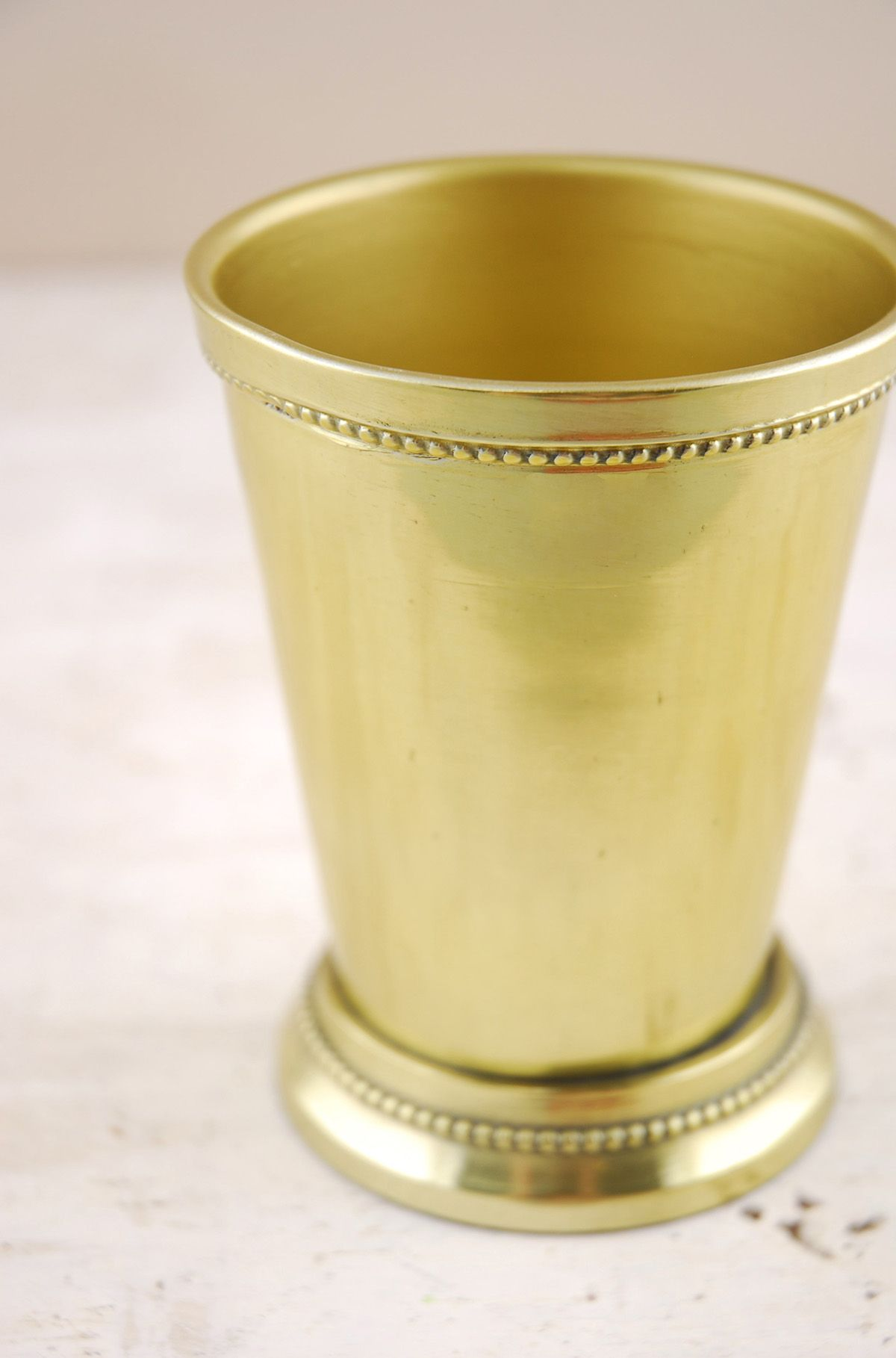 Gold mint julep cup mint julep cups themed weddings and weddings gold mint julep cups 45in reviewsmspy