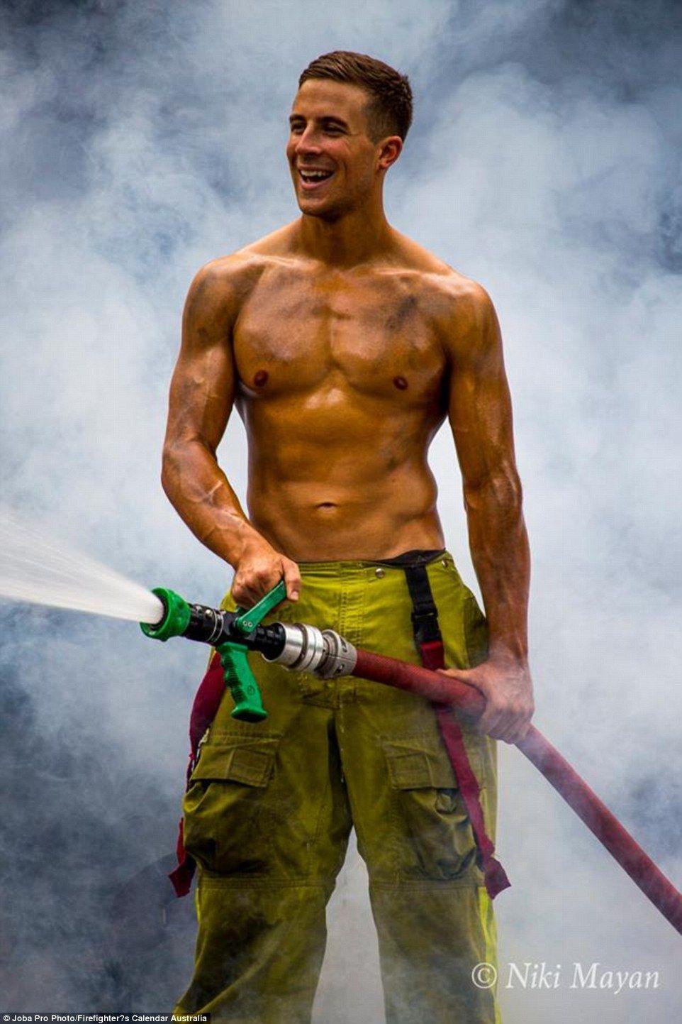 from Tripp gay firemen calendar