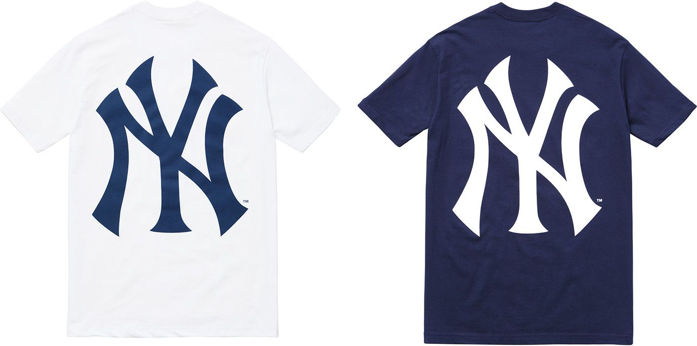 25fdffe255d Supreme New York Yankees™ Supreme  47 Brand®