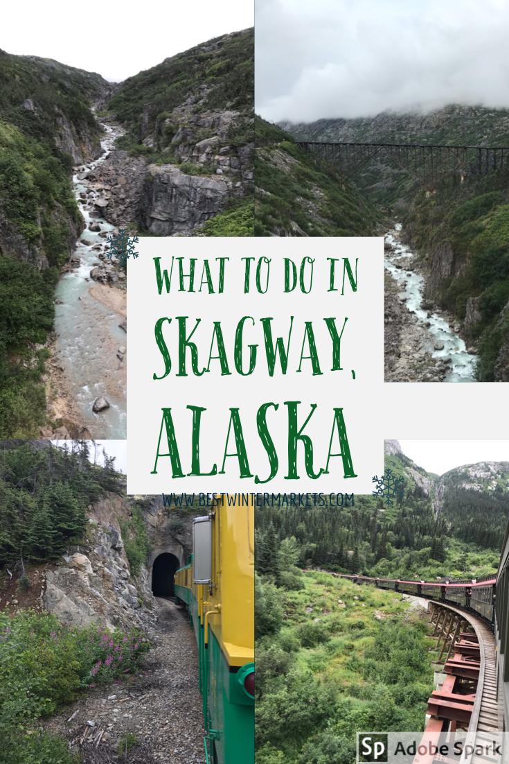 #alaska #alaskatravel #alaskacruise #skagway #trains #pintemplate #templatedesign #pins #travelpins #travel #traveltips #travelblogger #travelphotography #travelguide #traveldestinations
