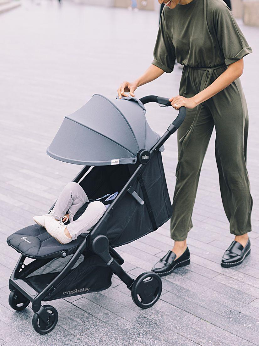 Ergobaby Metro City Compact Stroller, Grey City stroller