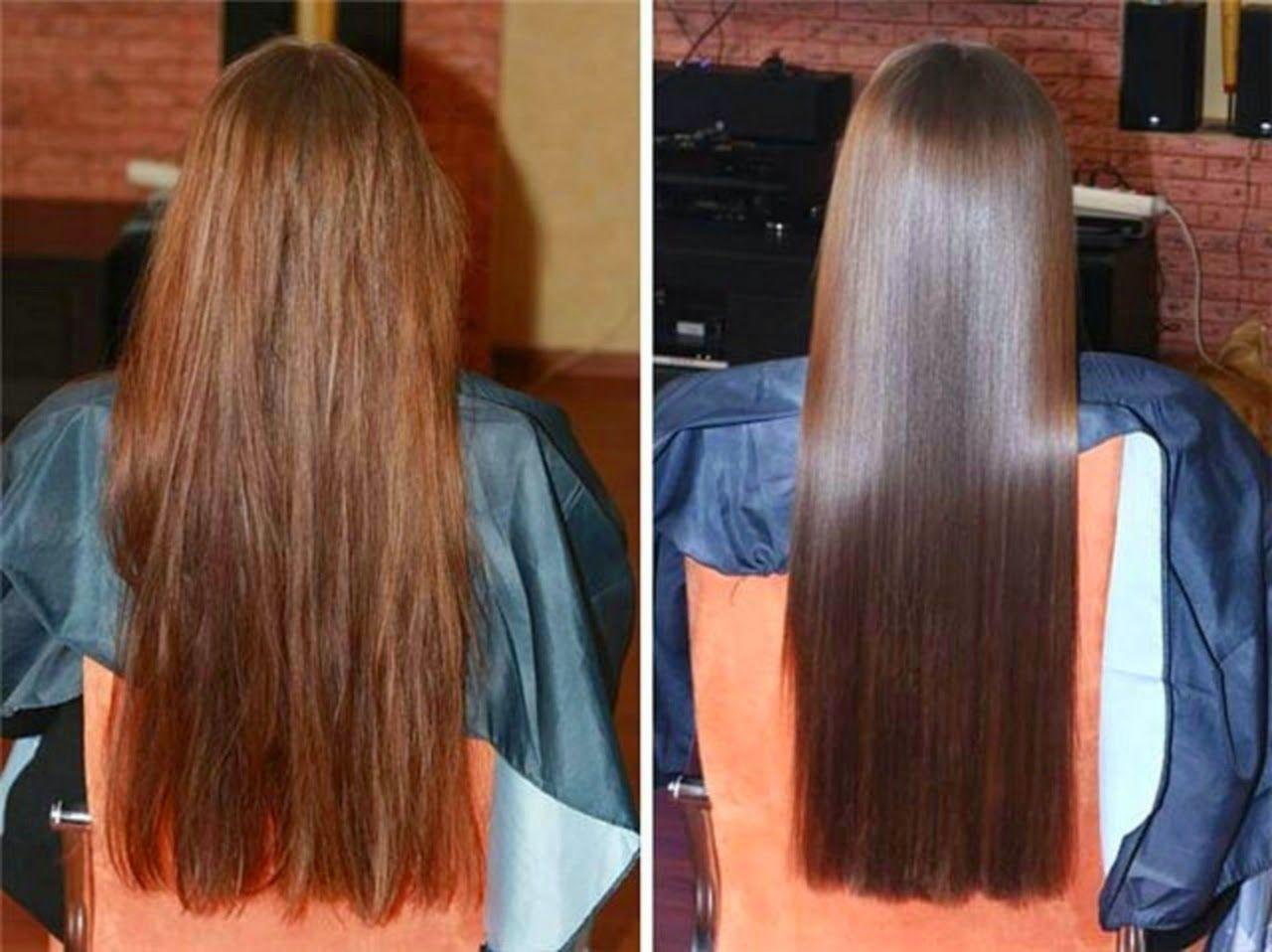 Ламинирование волос в домашних условиях: рецепты масок