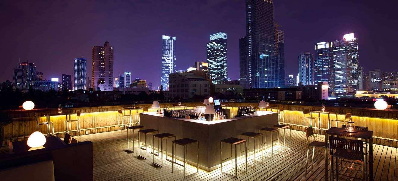 Die Sch 246 Nsten Weinbars Der Welt Falstaff Rooftop