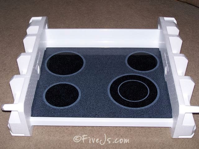 How To Replace A Cracked Ceramic Cooktop Part 2 Ceramic Cooktop Cooktop Ceramics