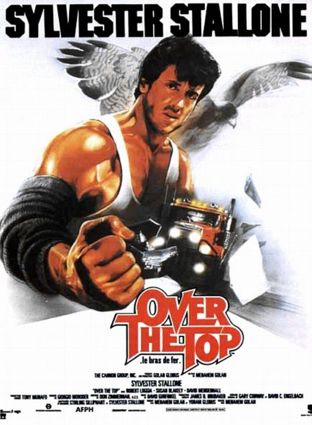 Over The Top With Images Sylvester Stallone Full Movies