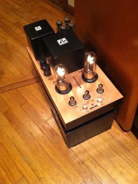 Gaku-on 211 in 2019 | Stereo Stuff | High end audio, Valve amplifier