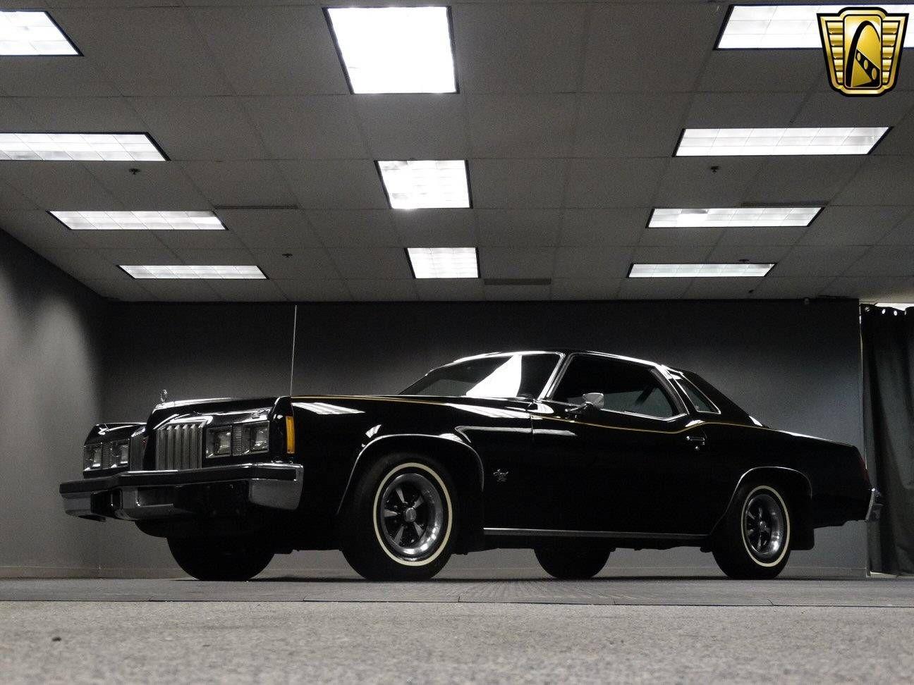 1977 pontiac grand prix coupe for sale
