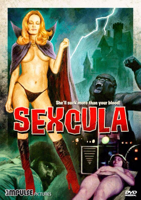 Sex vampire dvd