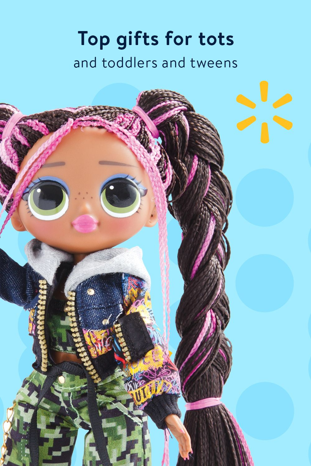 OMG Remix Honeylicious Fashion Doll LOL Surprise 25 Surprises with Music NEW!