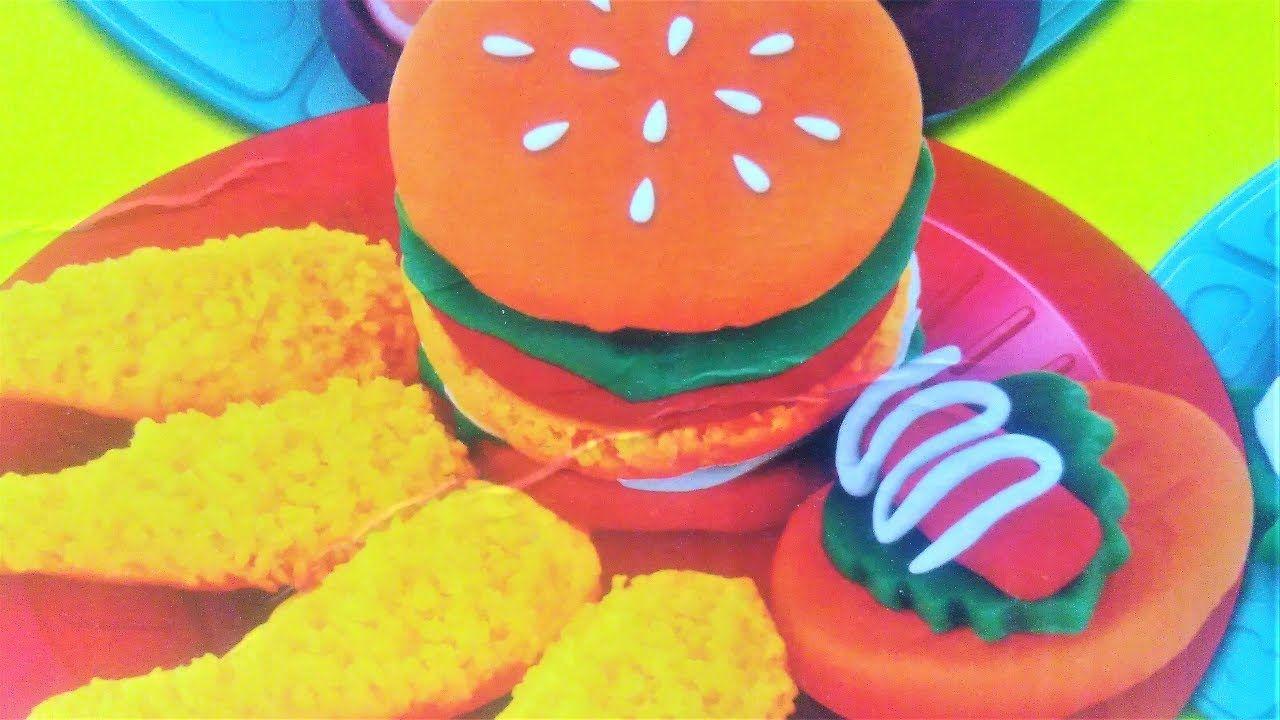العاب الصلصال للأطفال العاب طبخ الصلصال العاب بنات و أولاد Desserts Food Cookies