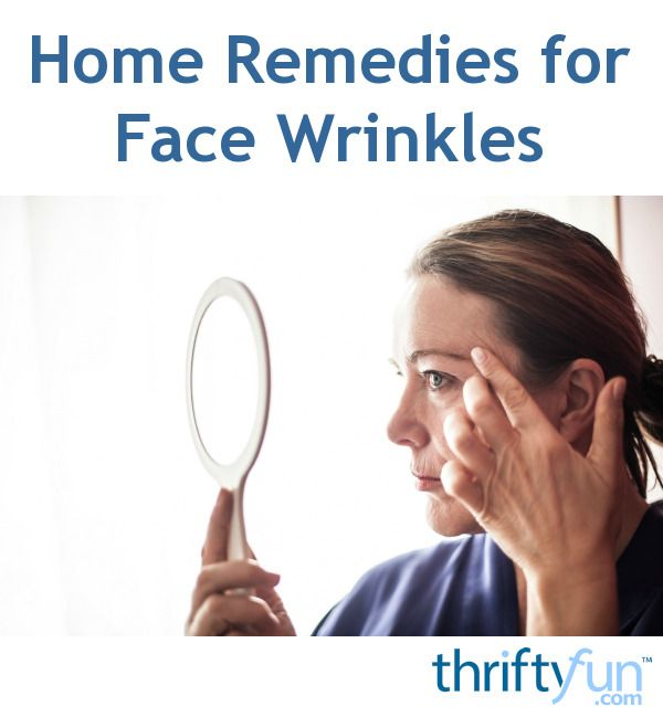 Home Remedies for Face Wrinkles