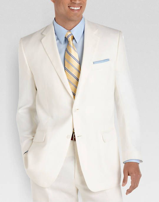 Calvin Klein Cream Suit Separates Coat | Style | Pinterest | Coats ...