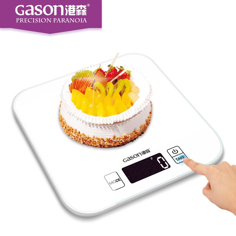 gason c1 15kg black white balance digital electronic food kitchen scale weight household scales steelyard 1g gram table tools baking aliexpress