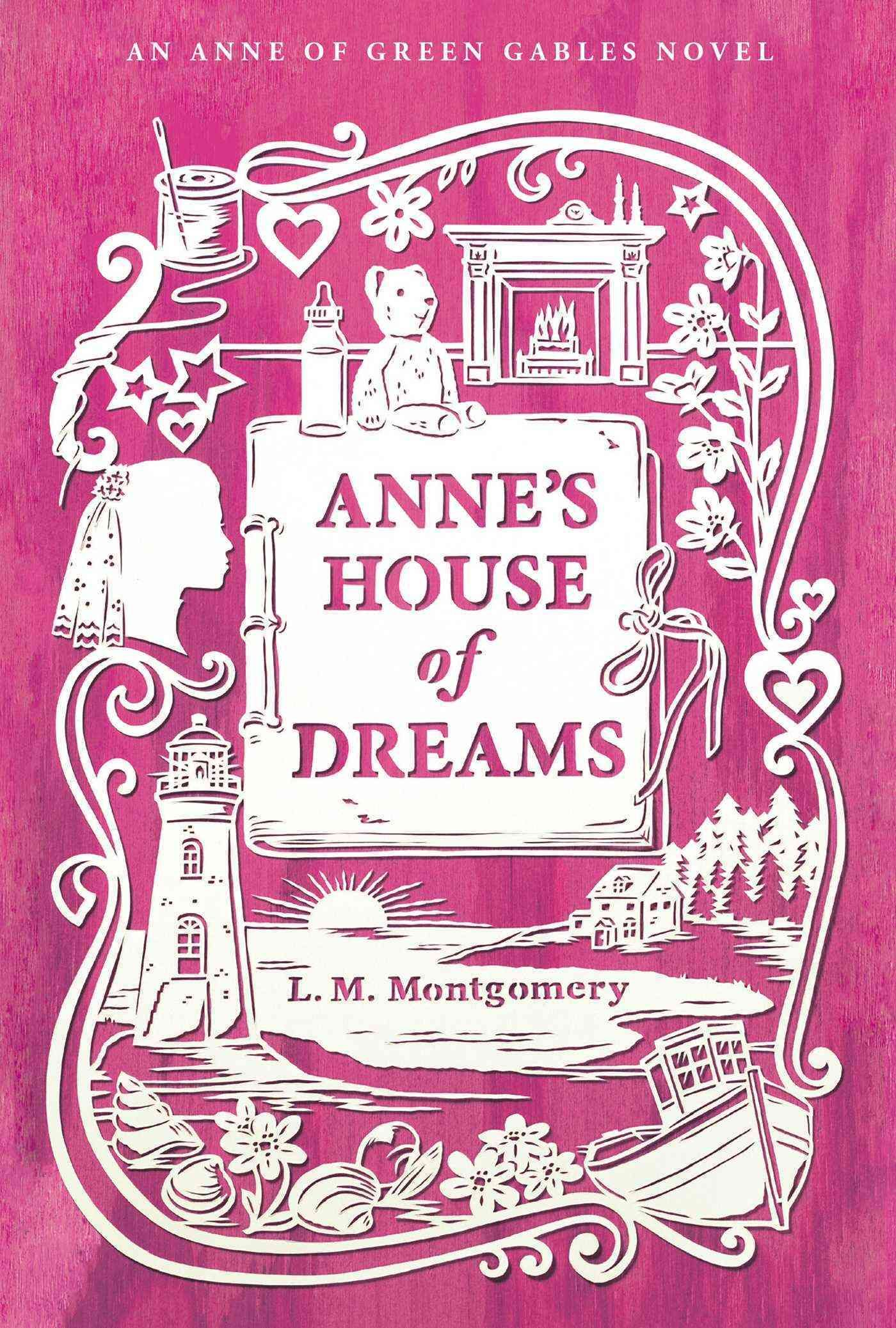 Anne S House Of Dreams Anne Of Green Gables Beautiful Book