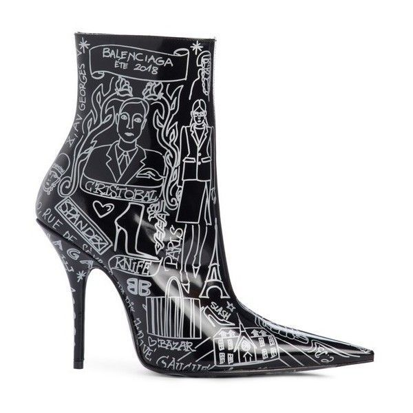 Womens Black Boots 2018