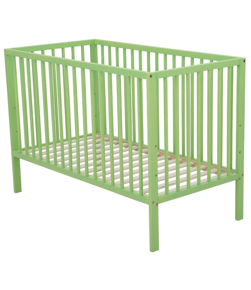 alton infant cot green buy baby furniture online india kids