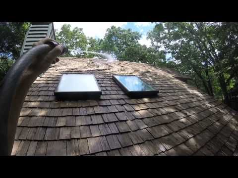 Best Cedar Shakes Roof Cleaning Wintergreen Va 22958 Veteran Roof Treat Cedar Shakes Cleaning 400 x 300