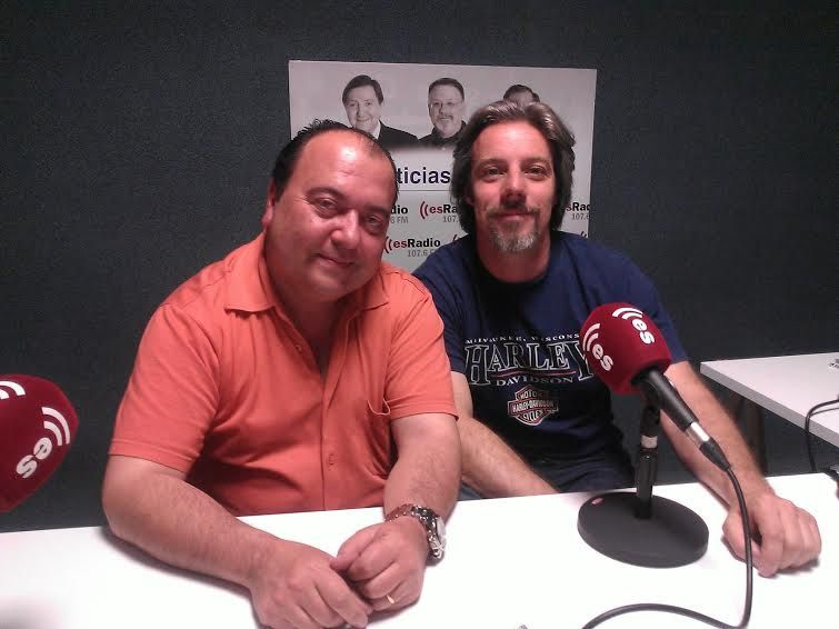 Entrevista a Frank Burguera en esRadio