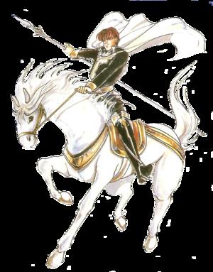 Quan Fire Emblem Humanoid Sketch Character