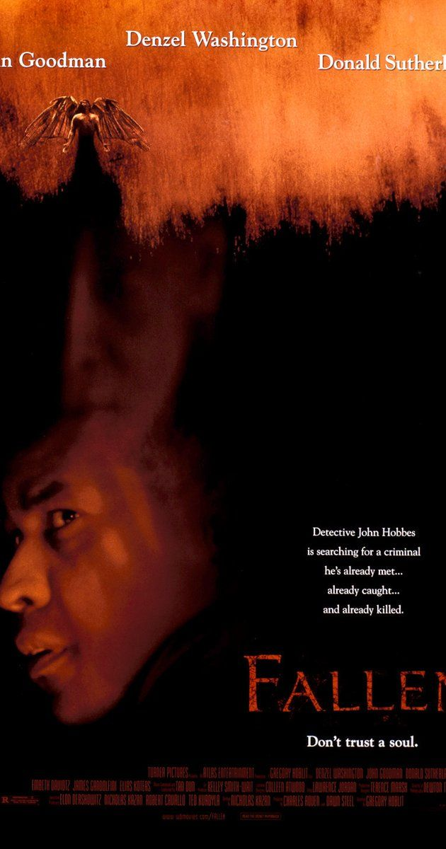 Fallen 1998 Imdb Denzel Washington Thriller Movies Movies