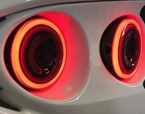 Greg S Race Parts Lotus Tail Lights Perfect Lights For Rear End