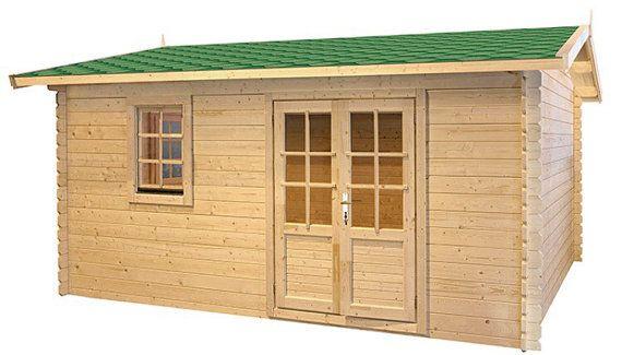 Eureka Guest House Kit Storage Shed Kit Wooden Cabin Kit