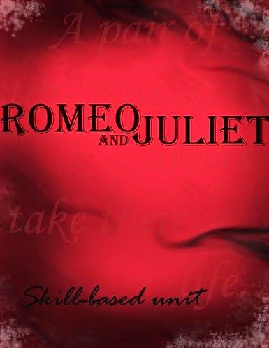 romeo and juliet curriculum