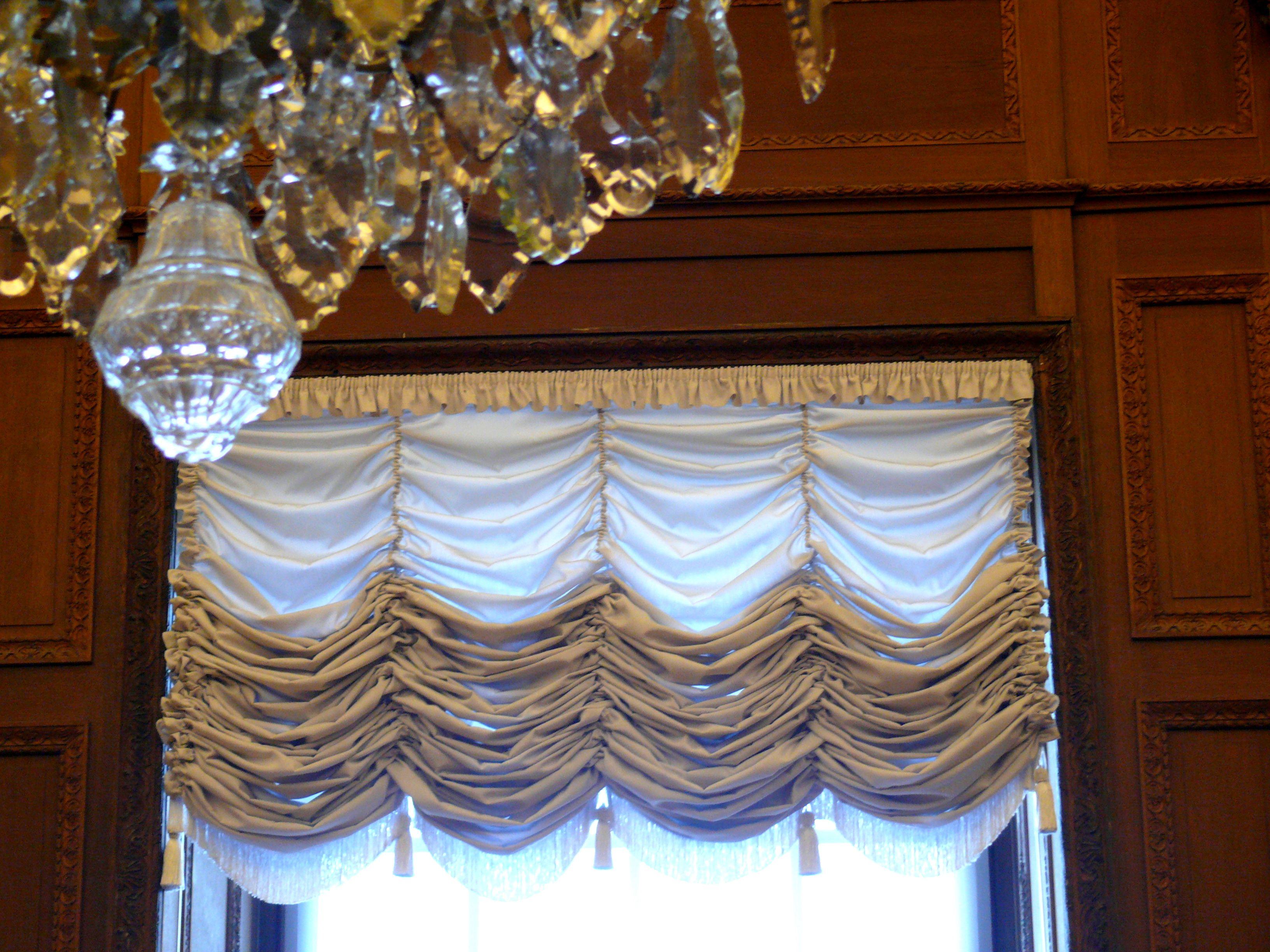 High Quality History Of Styles: Window Treatments   Lu0027 Essenziale