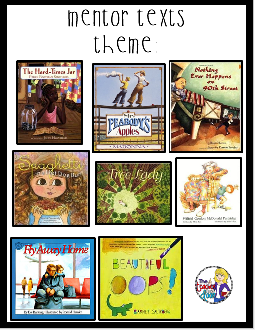 mentor texts for literary essays Developing reading and writing connections is the purpose of mentor texts explicit instruction in the organization and structure of writing to express and support ideas impact the quality and flow of student writing.