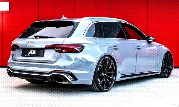 Abt RS4 Avant (2018): Tuning für den Audi RS 4  - Audi -