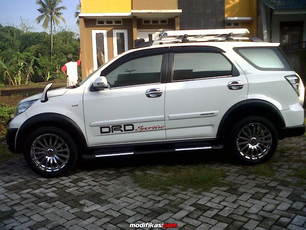 Modifikasi Mobil Terios 2012 Modifikasi Mobil Daihatsu Mobil