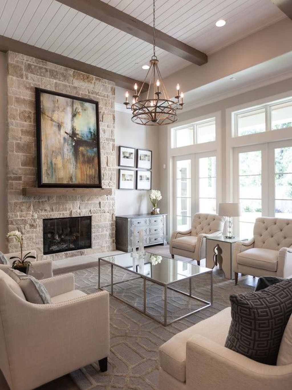 15 Wonderful Transitional Living Room Designs To Refresh: Pin By Carol Garrison On Stonehurst House