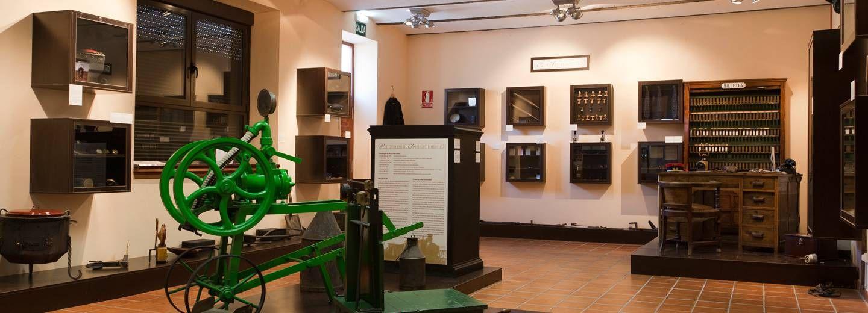 Cistierna Instalacion, Exposiciones, Museos