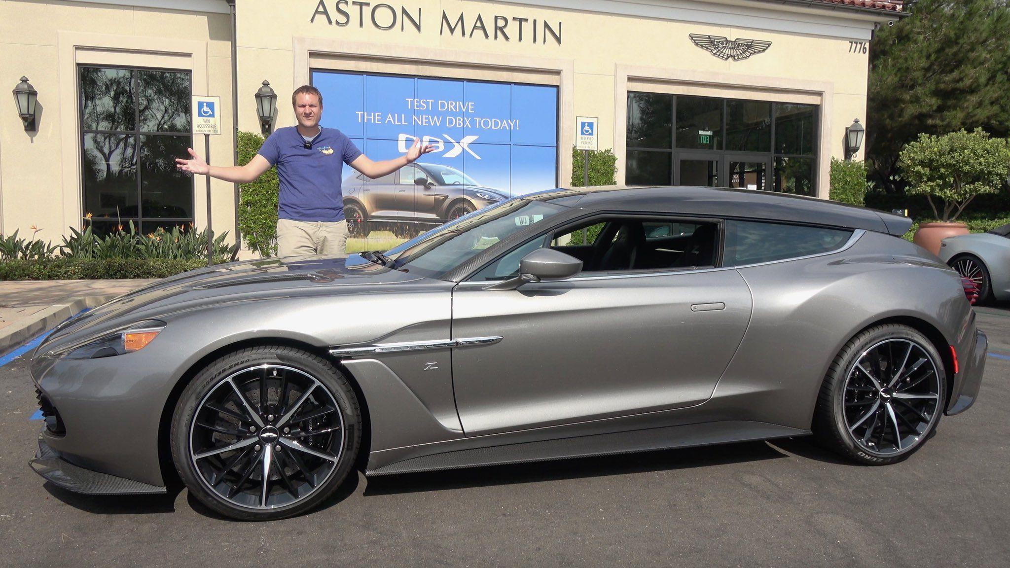 Doug Demuro On Twitter Aston Martin Vanquish Aston Martin Shooting Brake