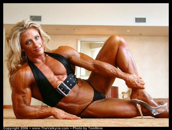Female muscle tomnine