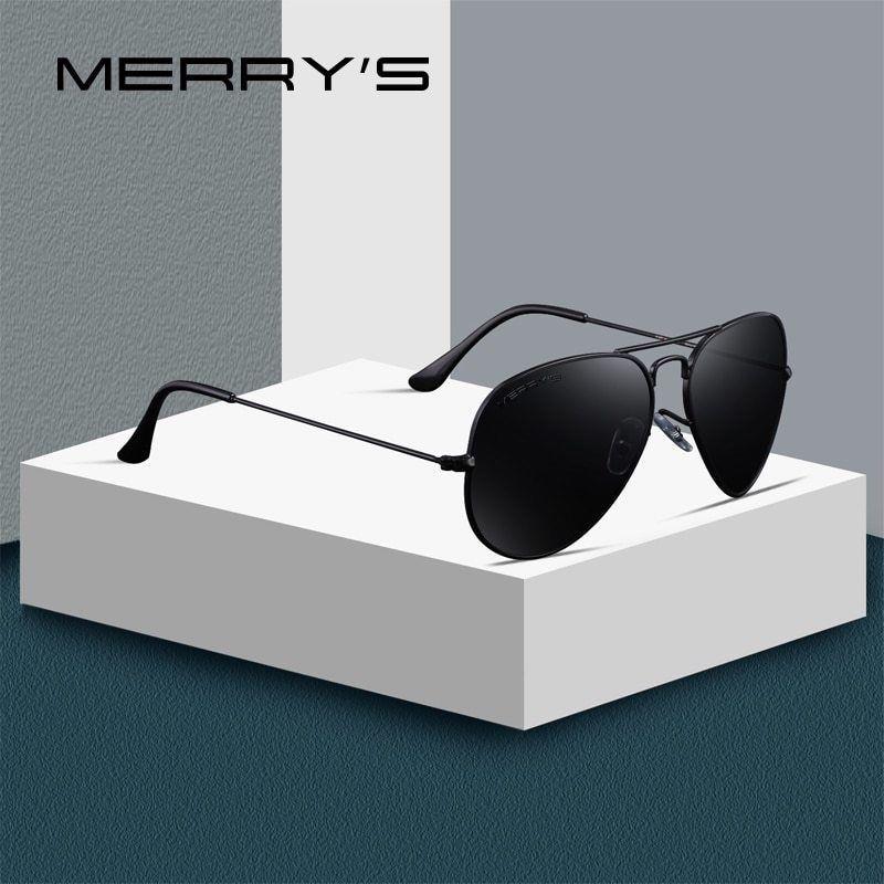 9132c2053c9 Men Classic Sunglasses Pilot Polarized Sun Glasses Blue Red ...