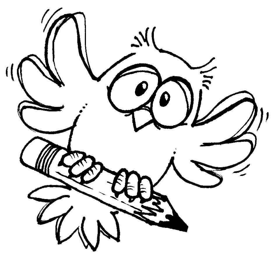 Animated Clip Art Can Be Made Into An Animated Gif Too Owl Coloring Pages Coloring Pages Owl Clip Art