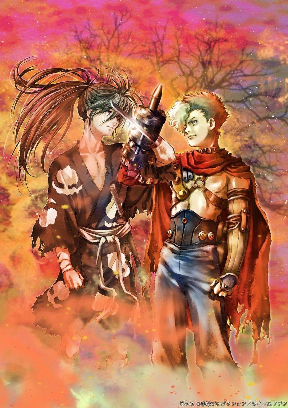 Dororo Iron fortress, Anime films, Anime
