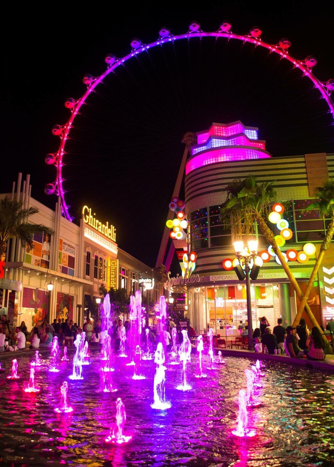 The linq Vegas
