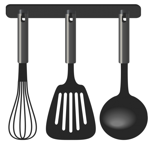 Kitchen Cooking Clipart