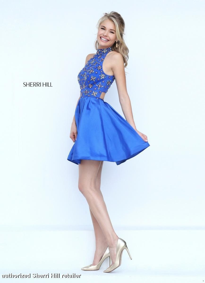 Sherri hill homecomingprom pinterest sherri hill prom